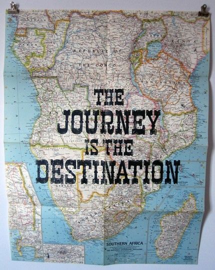 Map with a quote printed on top | Travels and Maps | Adventure ... Quotes About Maps on