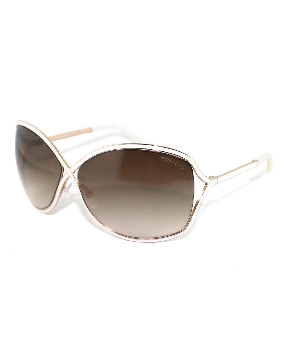 e083b6c7fb White   Gold Rickie Sunglasses
