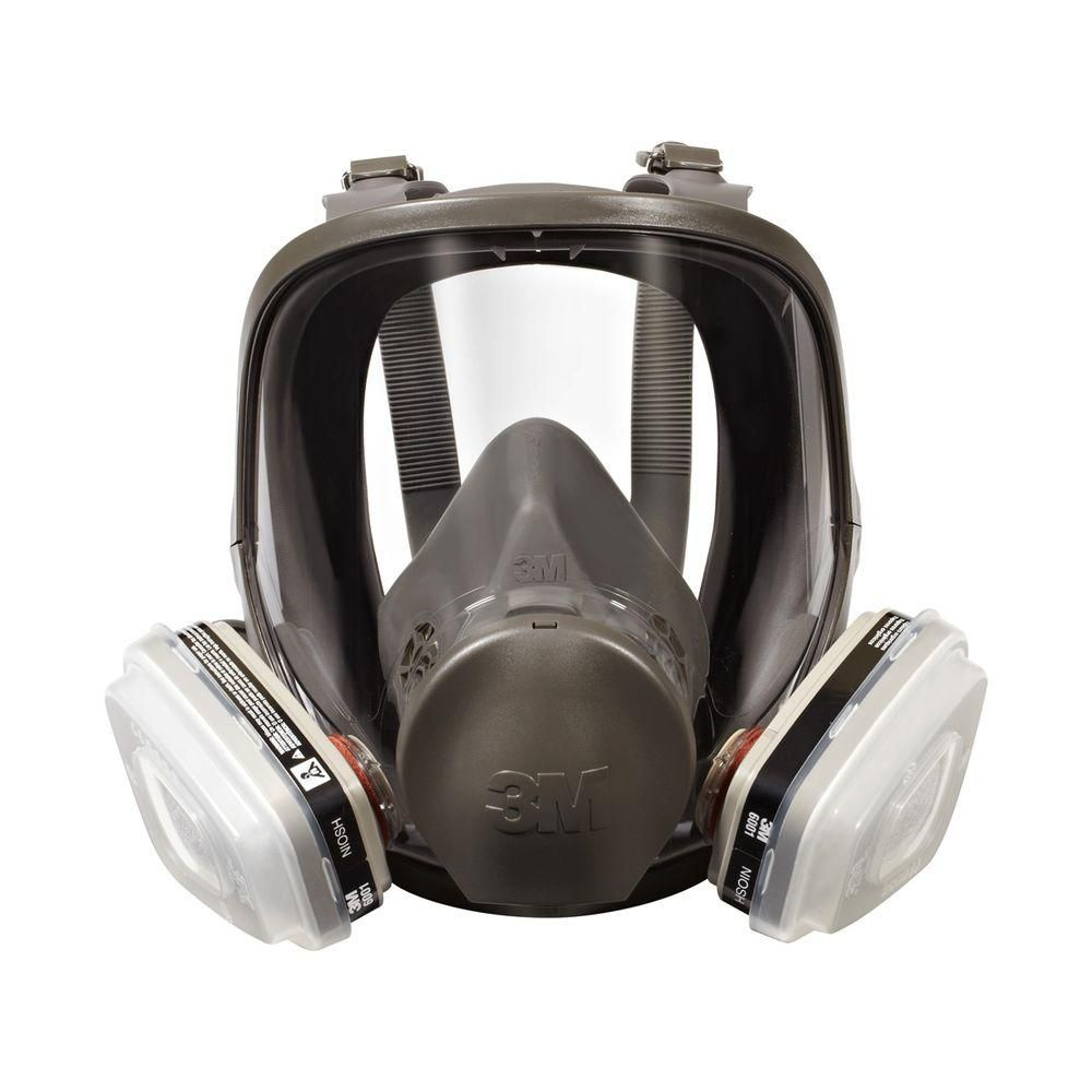 3m medium full face paint spray project respirator mask on home depot paint sale id=80962