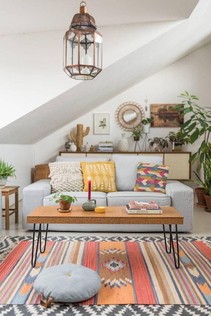 diy  bank aus korkboden  möbel fürs wohnzimmer