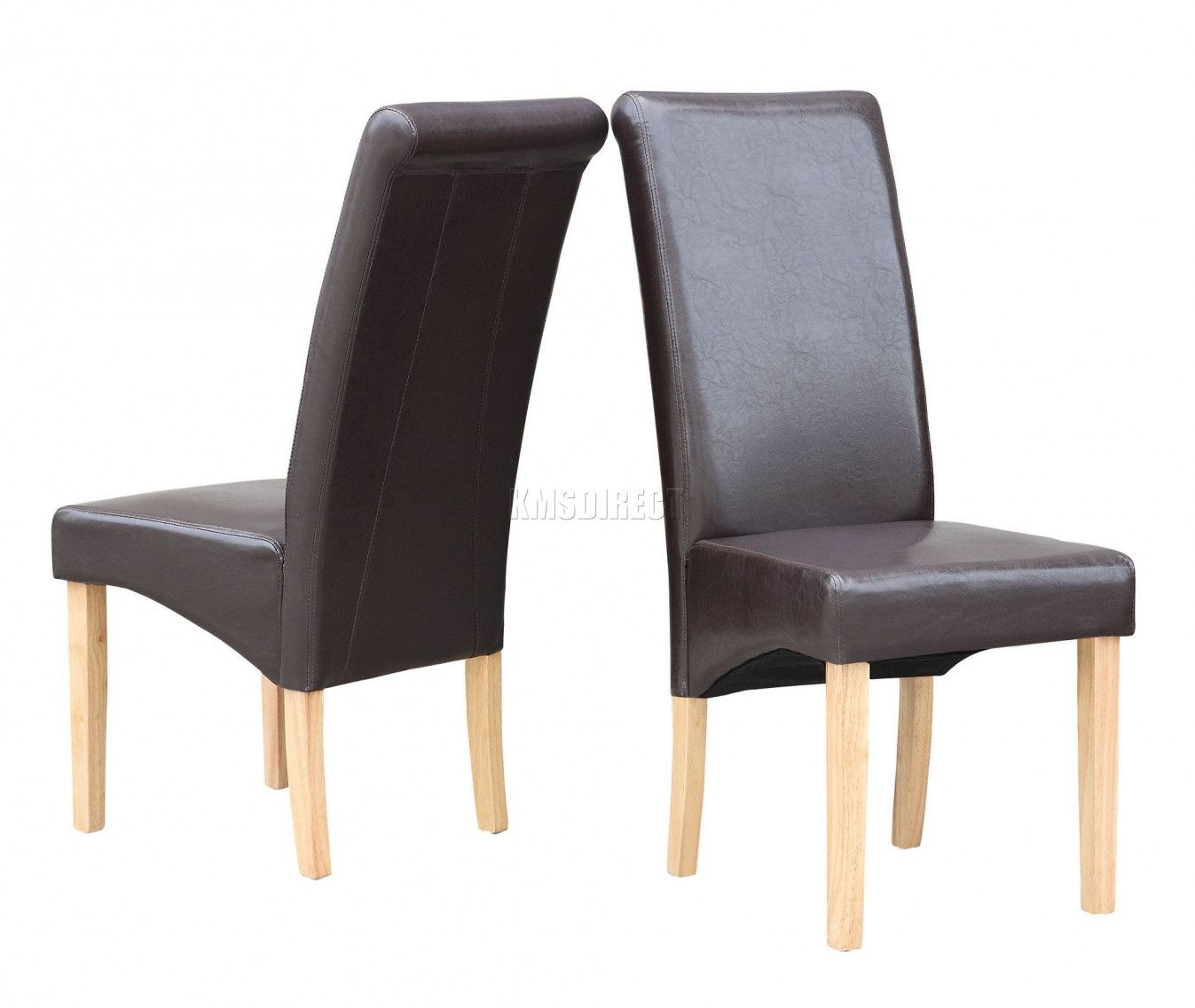 55 Black Leather High Back Dining Chairs Modern Vintage Furniture Check More At Http
