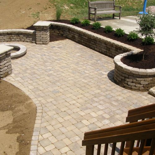 Home Depot Patio Stones And Pavers