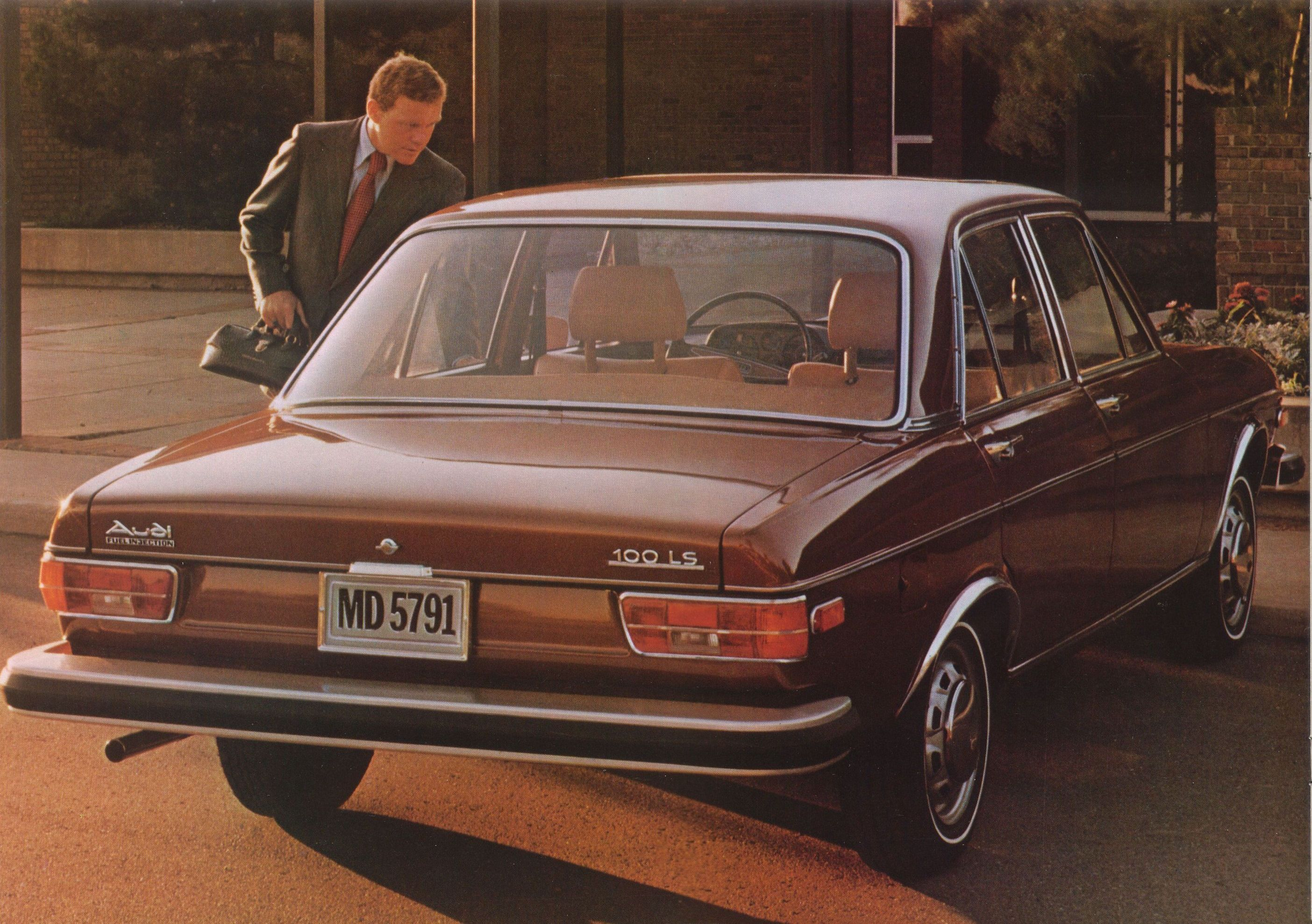 1976 Audi 100 Ls Maintenance Restoration Of Old Vintage Vehicles