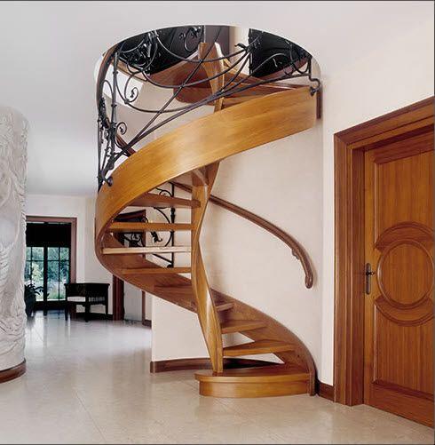 11 Feng shui escaleras de caracol
