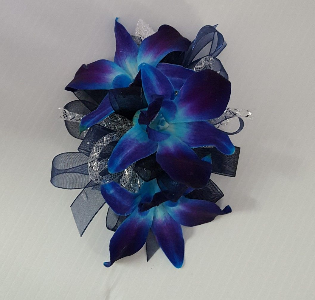 Blue prom flowers blue bom orchids prom flowers pinterest blue prom flowers blue bom orchids izmirmasajfo Gallery