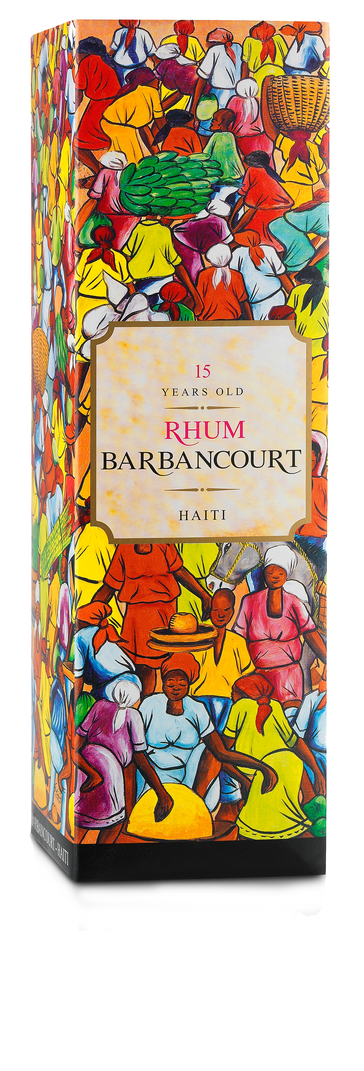 Rhum Barbancourt 15 Year Haiti