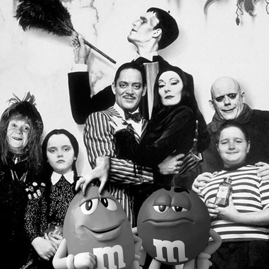 M&M's Espagna - Feliz Halloween