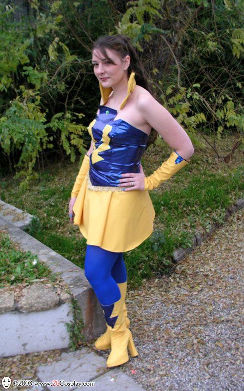 Castaspella Costume