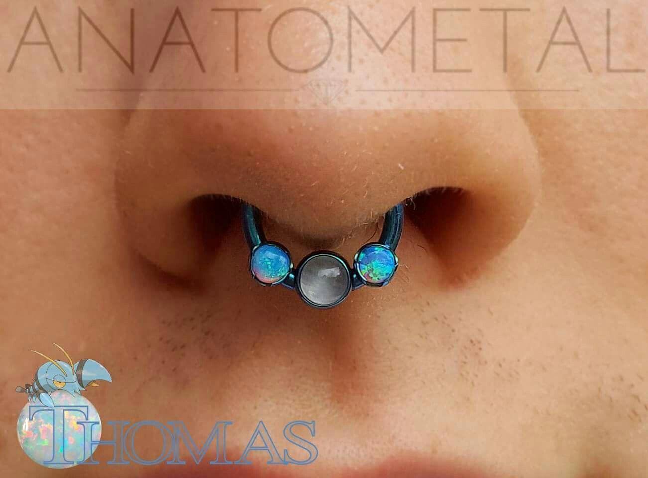 Anatometal Septum Jewelry Septum Jewelry Body Jewelry Jewelry