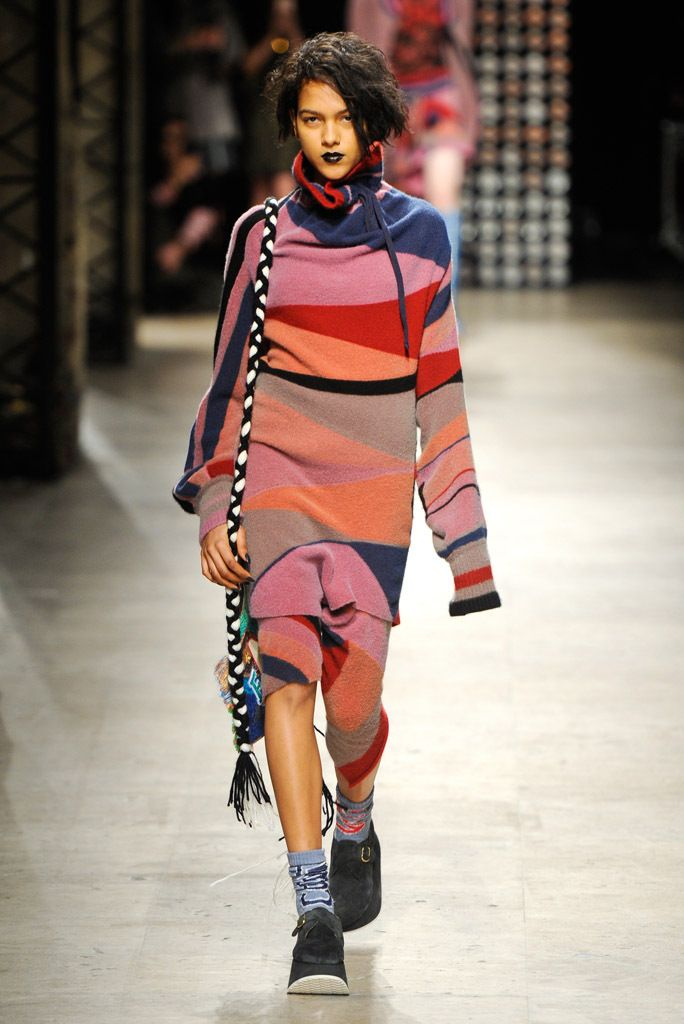 Andreas Kronthaler for Vivienne Westwood RTW Fall 2016 | WWD