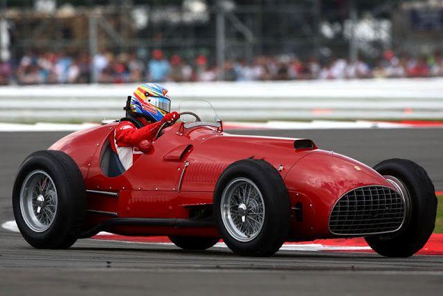 1950 Ferrari 375 F1 Veteranbilar