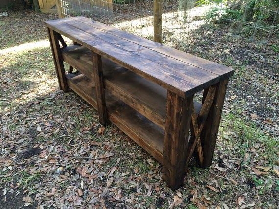 Southern Priss Designs: S.P. Furniture Console table