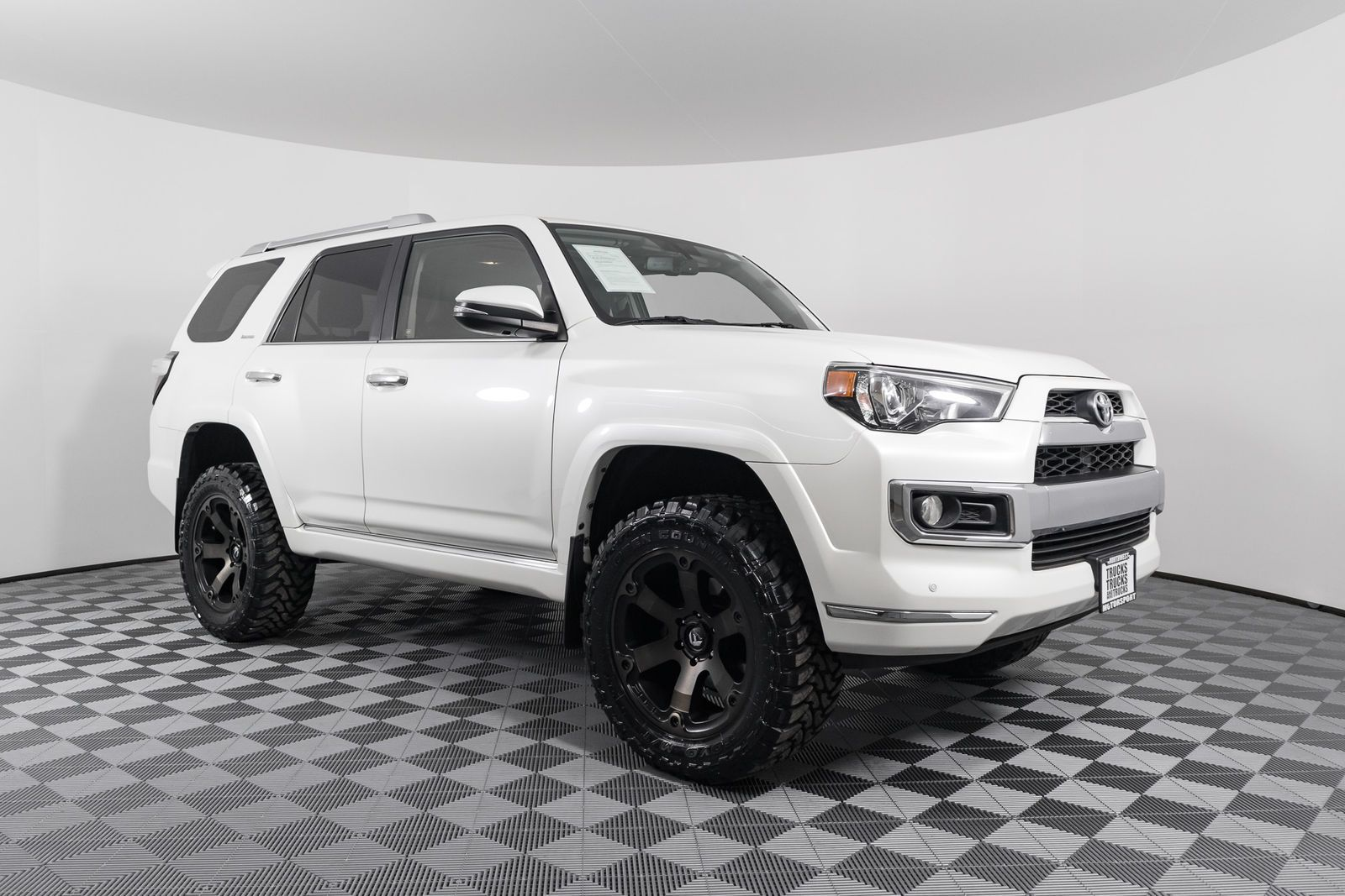 Used Lifted 2016 Toyota 4Runner Limited 4x4 SUV For Sale
