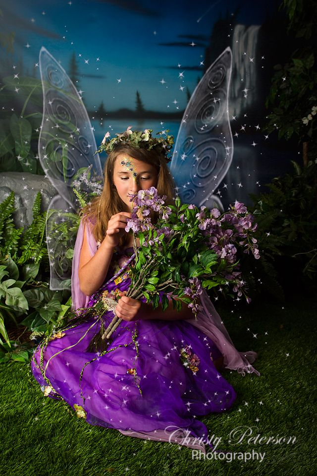 flower fairy photography - Google Search