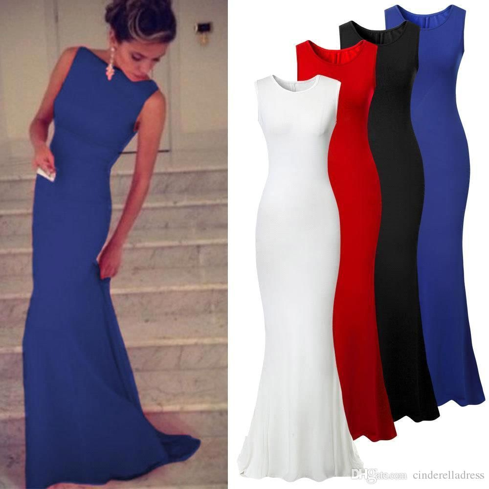 e13d47d1c74cc 2018 Black Girl Backless Mermaid Prom Dresses With Long Sleeves ...