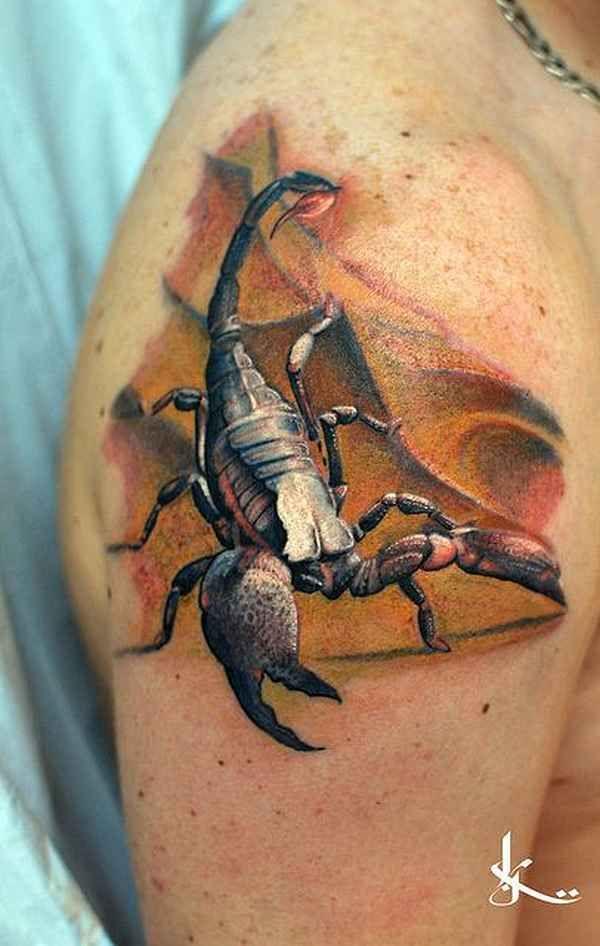 die krabbelige welt der skorpion tattoos tattoo skorpion tattoos skorpion tattoo und skorpion. Black Bedroom Furniture Sets. Home Design Ideas