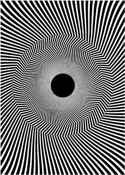 Op-Art, a arte da ilusão de ótica - Amambai Notícias