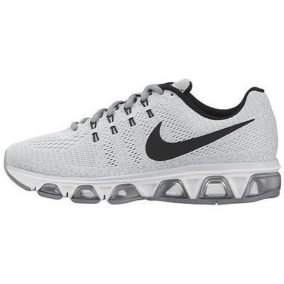 b1fe4e996ad Nike Air Max Tailwind 8 Womens 805942-002 Platinum Grey Running Shoes Size  7.5