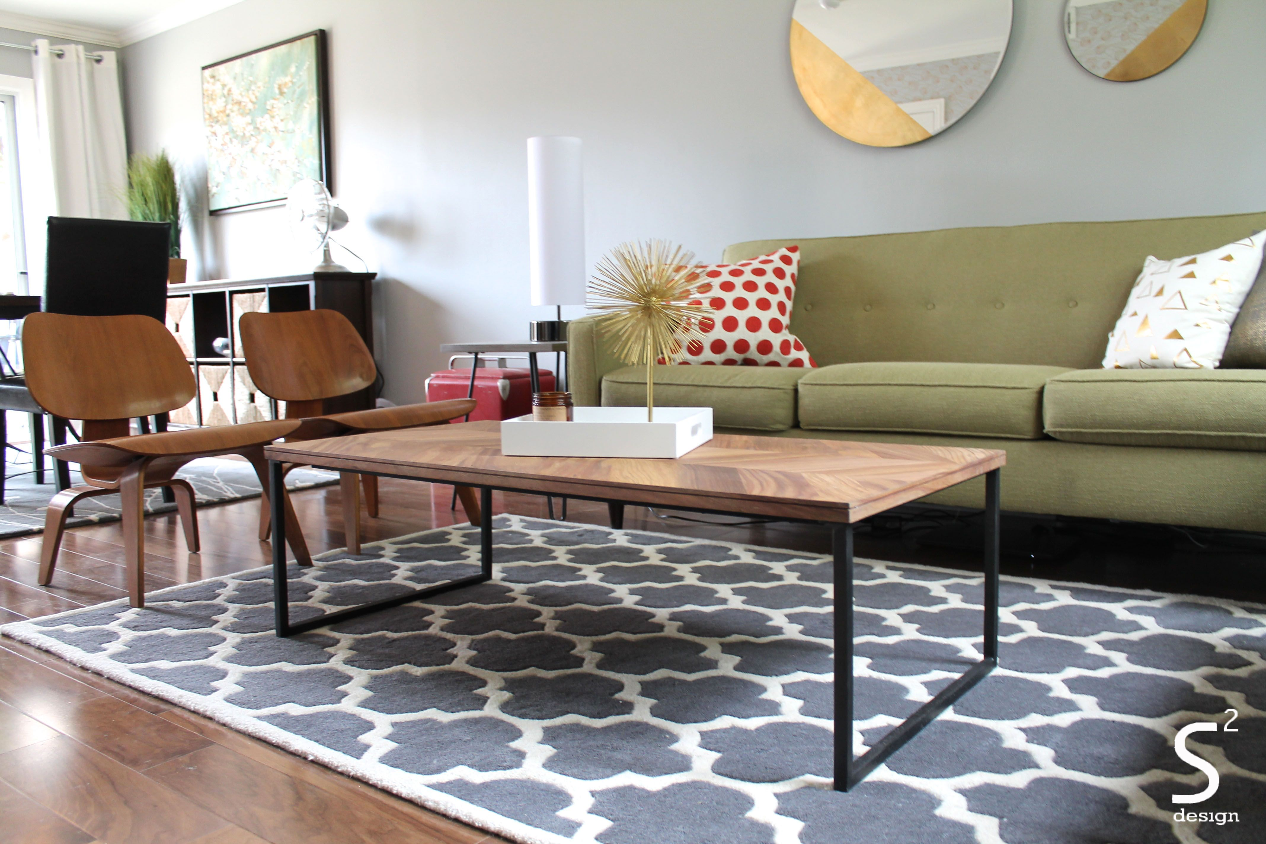 44++ Grey and green living room rug information