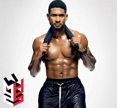 Topp 20 kjøttfrie kjendiser - Usher