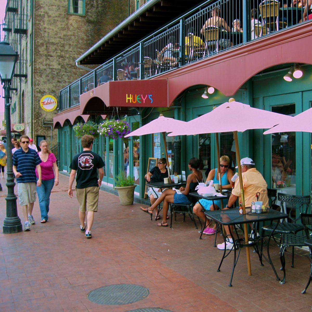 restaurants in savannah ga Dog Friendly Restaurants in
