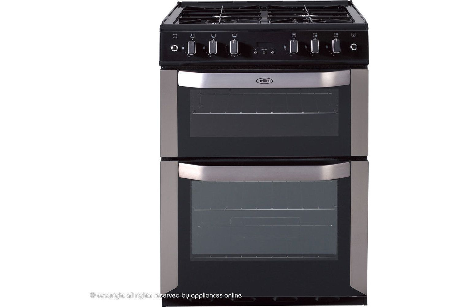 Uncategorized Harvey Norman Kitchen Appliances belling natural gas cooker fsg60tgss from harvey norman ireland freestanding double oven with ceramic cooktop new zealand