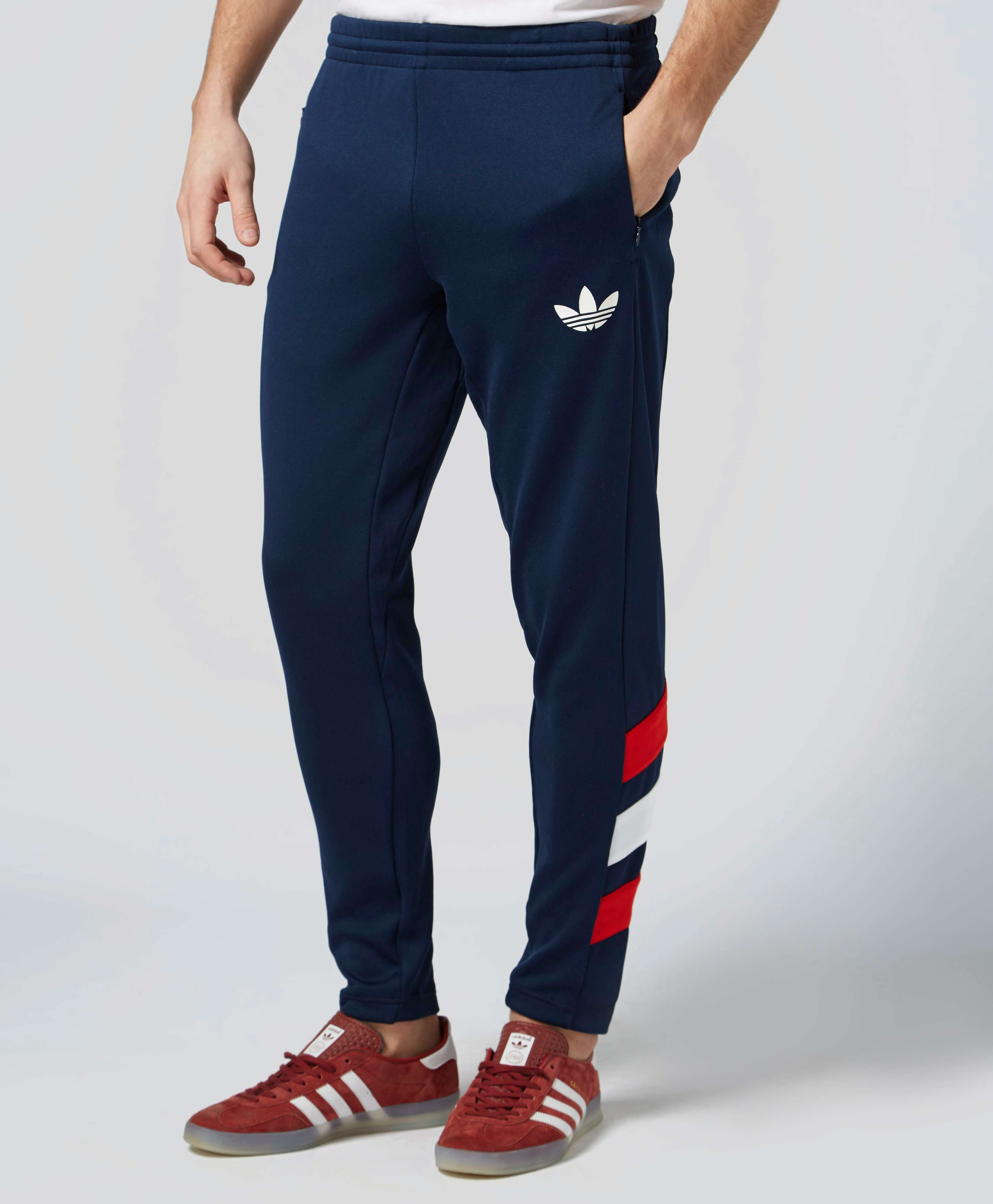half off 6d15a 88872 adidas Originals Slim Retro Track Pants - The Brand Authority, scotts  Menswear, brings you the latest clothing, footwear and accessories from top  menswear ...