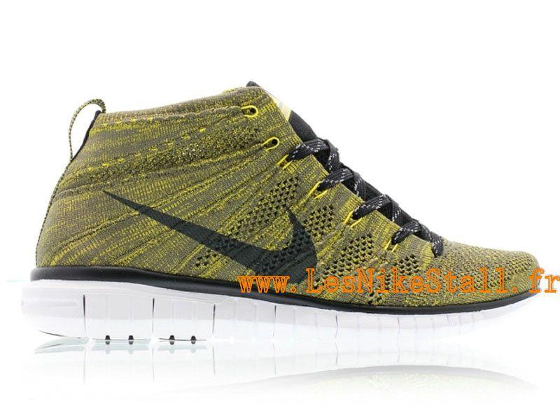 Officiel Nike Free Flyknit Chukka Chaussures Nike Running