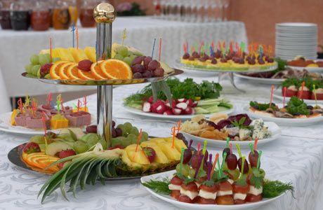 Outdoor Wedding Food Ideaswedding Ideas Z