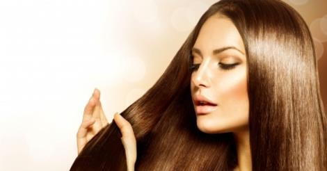 DIY Shiny, Silky Hair Recipe with essential oils - www.EssentialOils4Sale.com