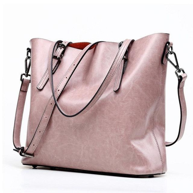 BVLRIGA Genuine leather bag women messenger bags big tote luxury handbags  women bags designer shoulder bags famous brands bolsos 04c3d12ec027c
