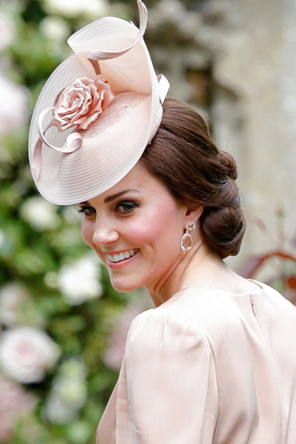 the hairstyles guests have actually worn to royal weddings