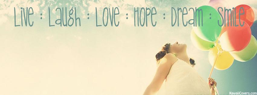 Live Laugh Love Hope Dream Smile