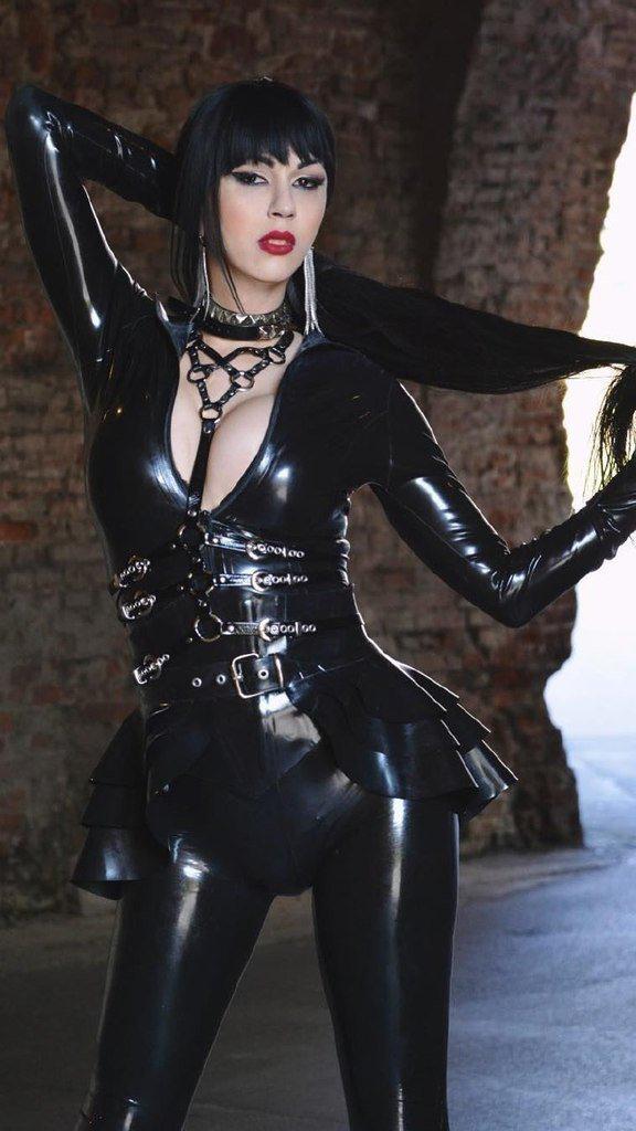 Eva Lux Catsuit Eva Lux