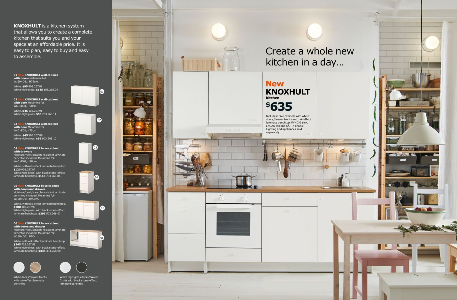 Ikea Kitchen Metod Brochure 2017 With Images Ikea Kitchen
