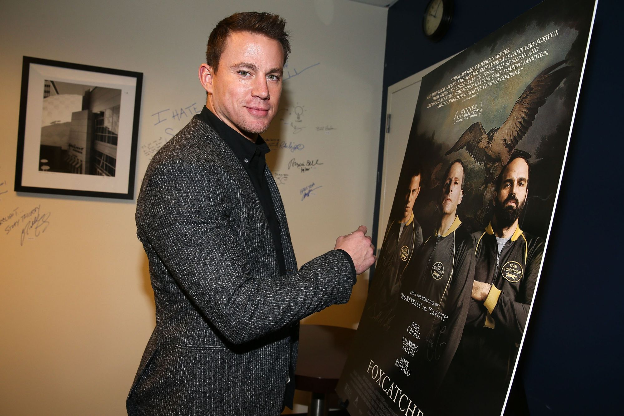 "2014>November19:VarietyScreeningSeries-""Foxcatcher""Screening"
