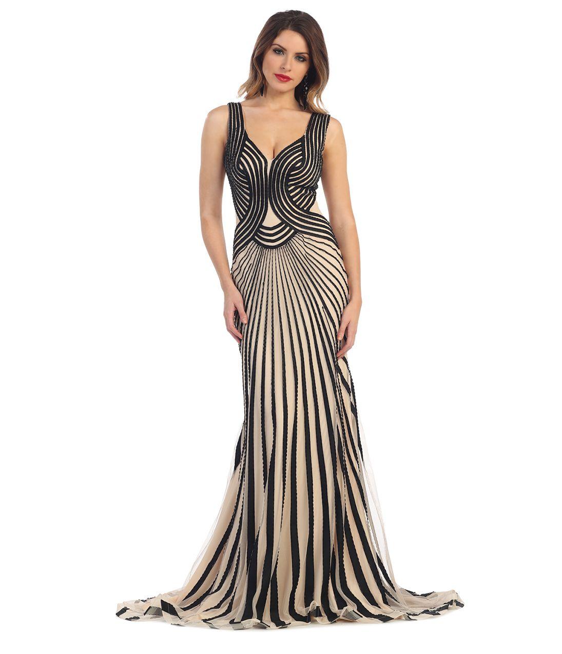 1930s Evening Dress Art Deco Gown Party Dress 1930s Dress Evening Dresses Evening Dresses [ 1275 x 1095 Pixel ]