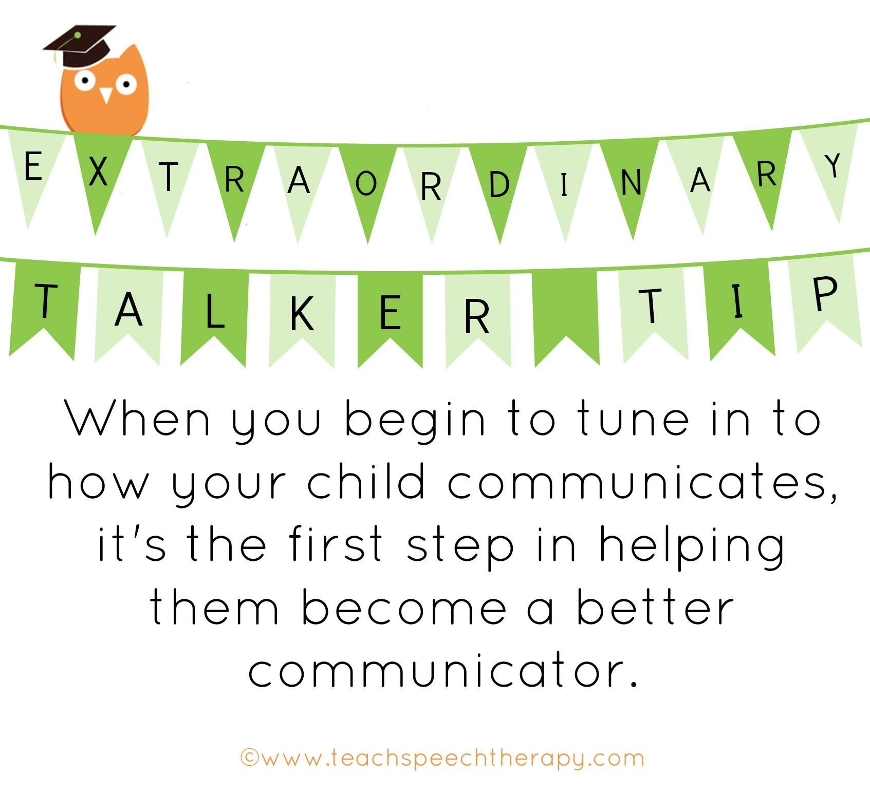Help Your Child Become A Better Communicator