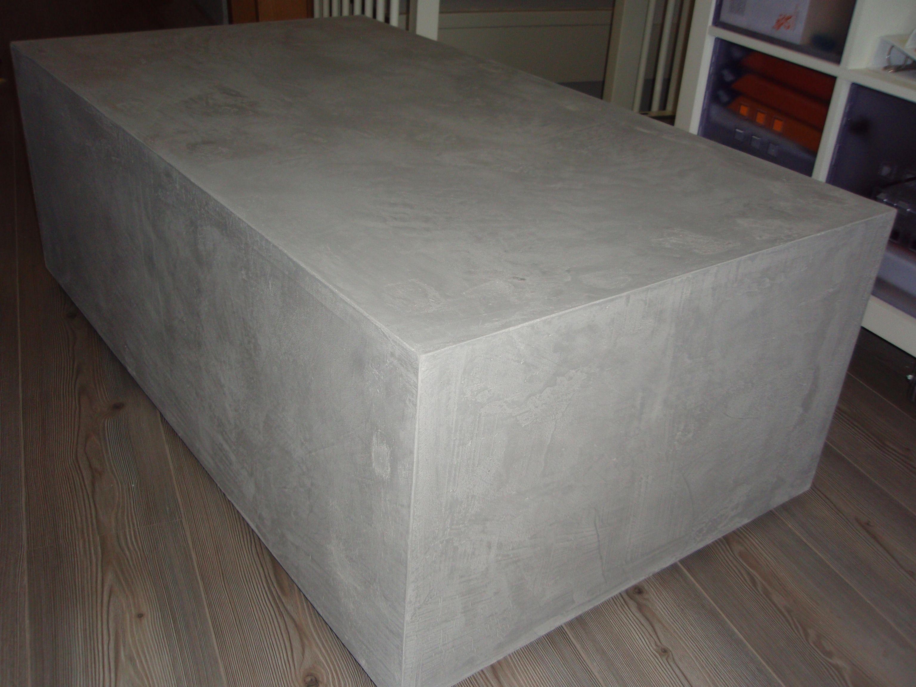 eigen werk beton cire over mdf beton cirà pinterest