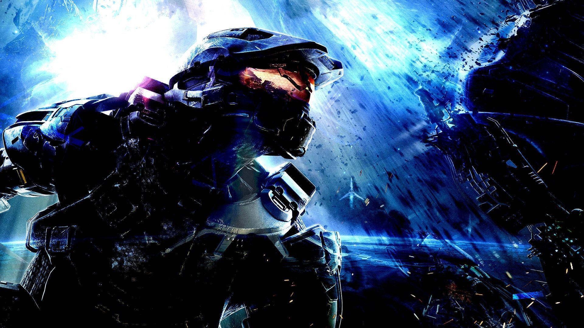 Halo Masterchief HD desktop wallpaper Widescreen High