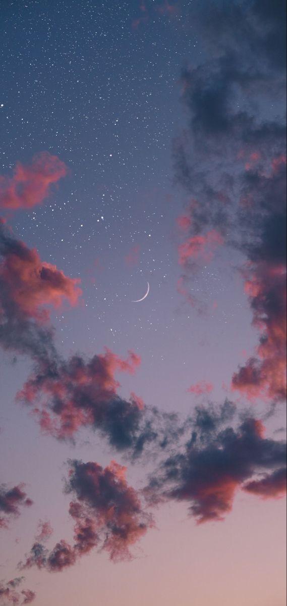 Aesthetic wallpaper iPhone 11 in 2020 | Night sky ...