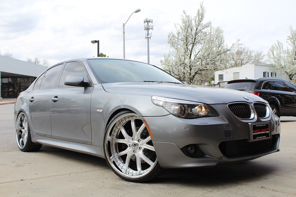 5 Series With Asanti Wheels With Images Custom Wheels Chrome