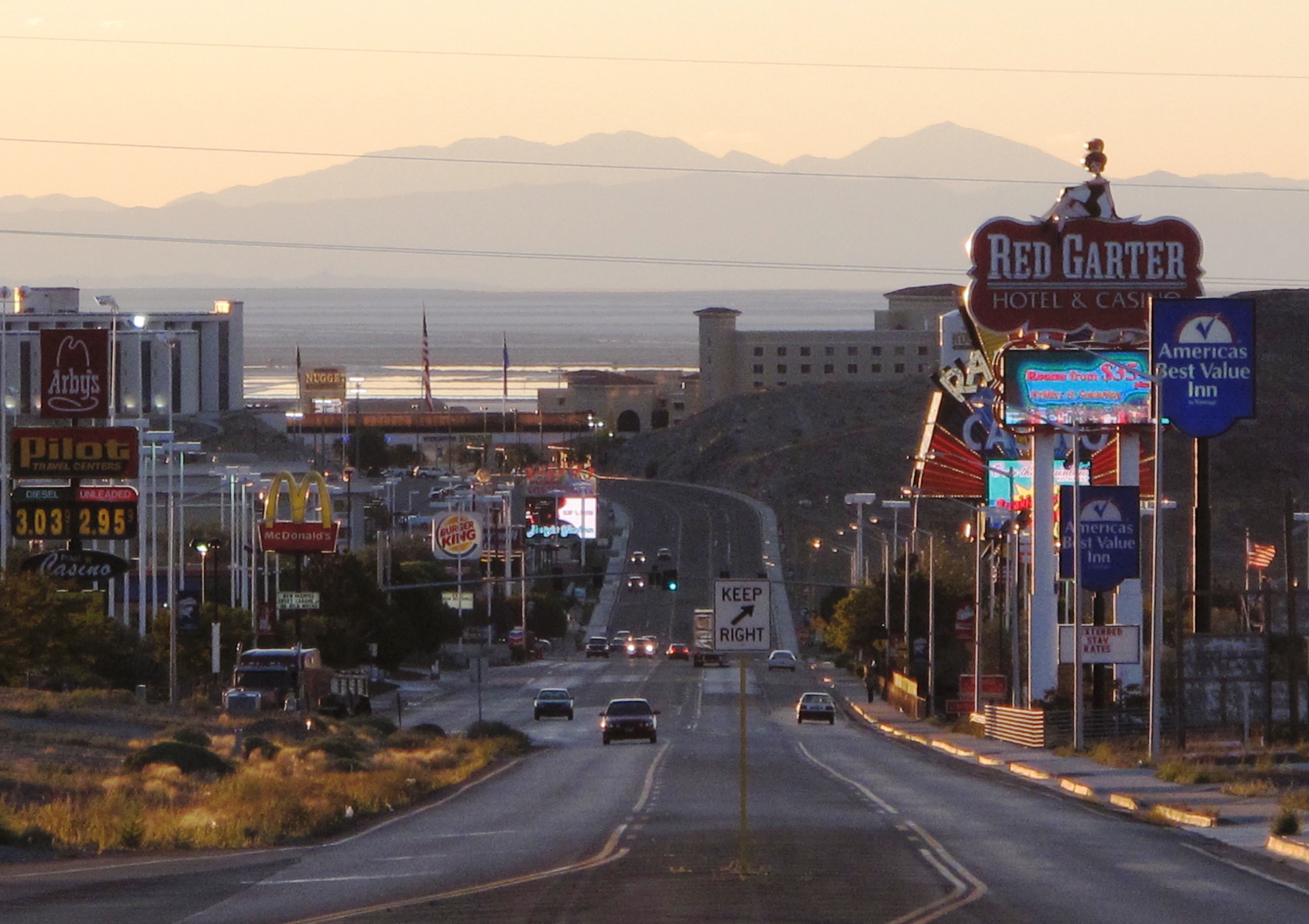 Days 187 193 Sep 9th 15th Wendover Ut To Elko Nv A Tale Of Two Cities