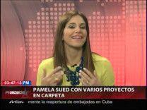 Pamela Sued Revela Que Desea Hacer Teatro Y Otros Proyectos Que Tiene En Mente