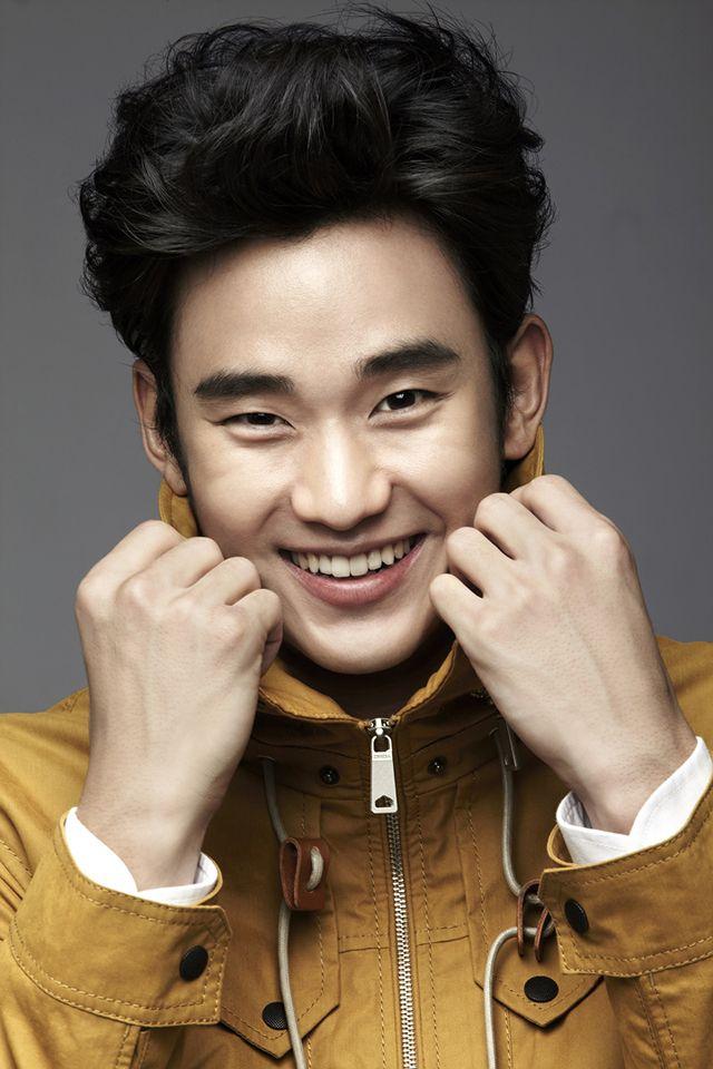 Kim Soo Hyun imposible resistir tu sonrisa