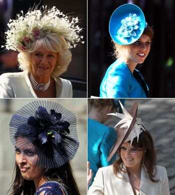 The Jaunty Hats At Zara Phillips Wedding Is It Weird I Want My Guests