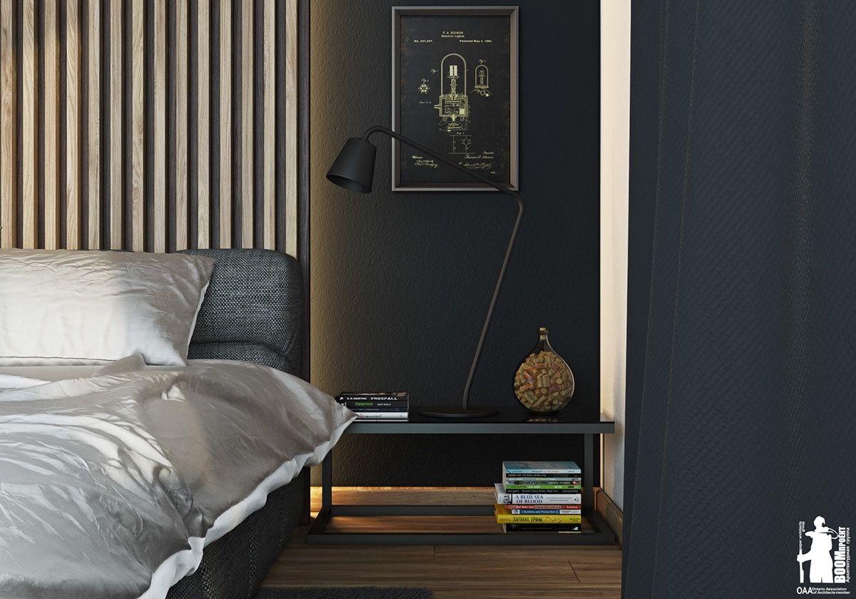 Kleines 2 schlafzimmer hausdesign  schlafzimmer die trotz ihrer bescheidenen größe gehoben aussehen