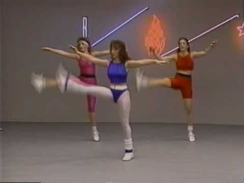 Fitness & Workout 80's - YouTube