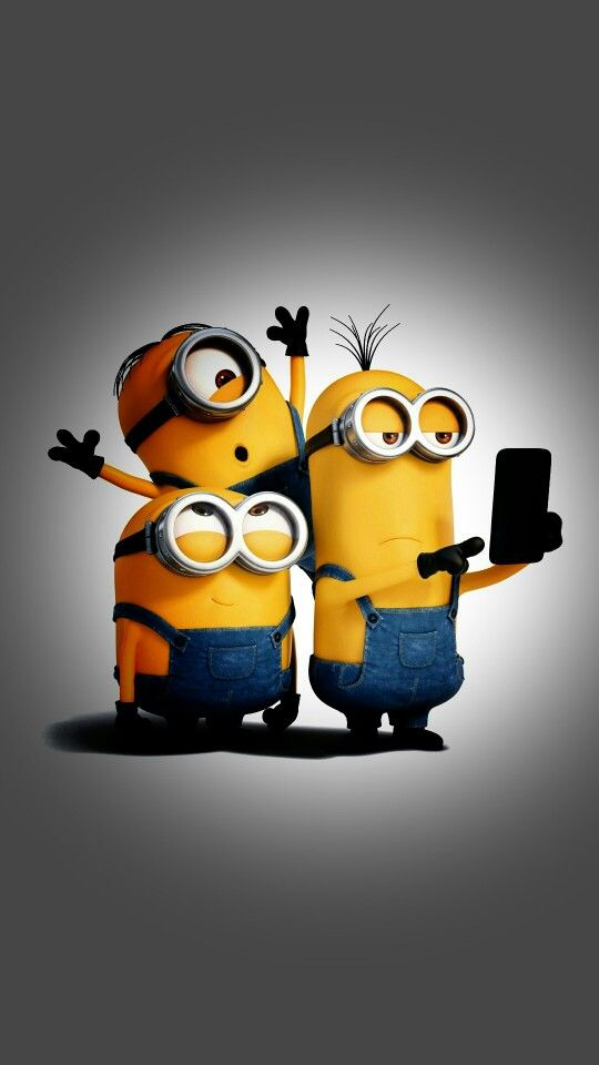Alright Guys Let S Take A Selfie Minions Wallpaper Cute Minions Wallpaper Minion Wallpaper Iphone