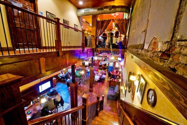 Upstate South Carolina Mchale S On Main Irish Bar Food Restaurant Downtown Rockhill